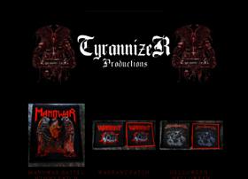 tyrannizerproductions.bigcartel.com