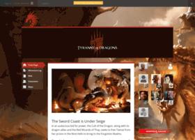 tyranny.obsidianportal.com