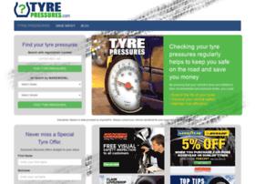 tyre-pressures.com