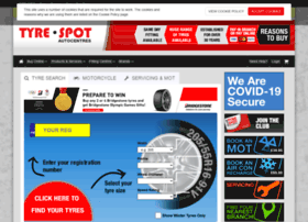 tyrespot.co.uk