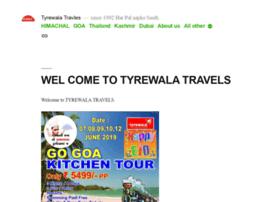 tyrewalatravels.com