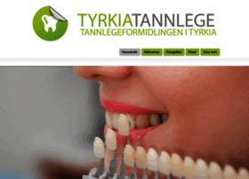 tyrkiatannlege.com