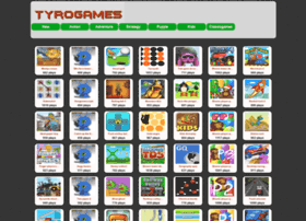 tyrogames.com