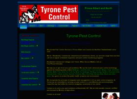 tyronepestcontrol.com