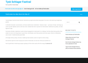 tyskschlager-festival.dk