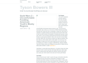 tysonbowersiii.wordpress.com