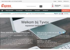 tyvox.com