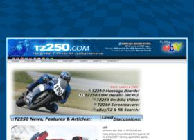 tz250racing.com