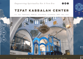 tzfat-kabbalah.org