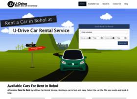 u-drivebohol.com
