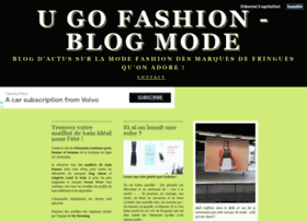 u-go-fashion.fr