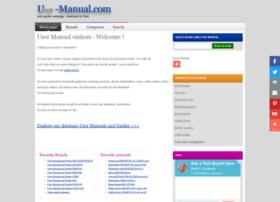 u-manual.com