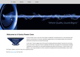 u-sonics.com