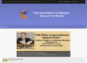 u-szeged-music.com