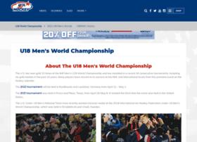 u18mensworlds.usahockey.com