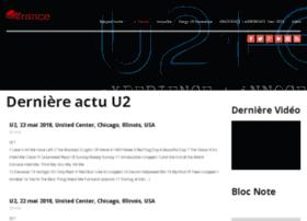 u2france.com