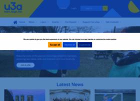 U3a.org.uk