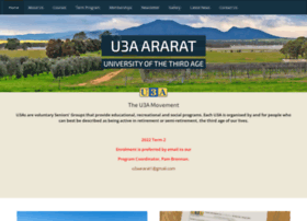 u3aararat.org.au
