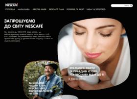 ua.nescafe.com