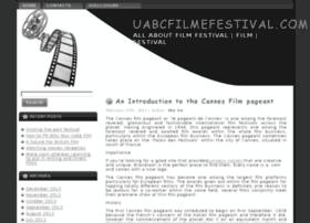 uabcfilmefestival.com