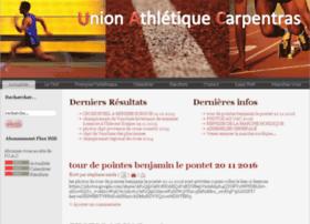 uacarpentras.free.fr