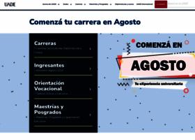 uade.edu.ar