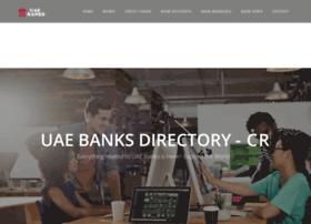 uaebanksdirectory.com