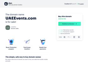 uaeevents.com