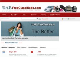 uaefreeclassifieds.com