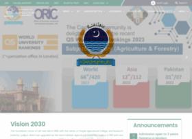 uaf.edu.pk