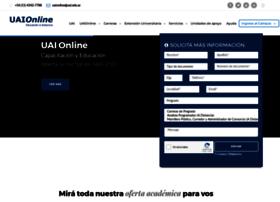 uaionline.uai.edu.ar