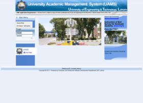 uams.uet.edu.pk