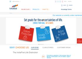 uat.indiafirstlife.com
