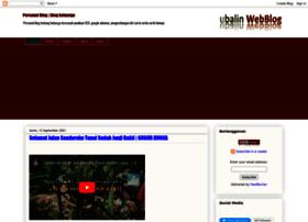 ubalinwebblog.blogspot.com