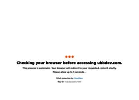 ubbdev.com