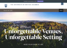 ubcconferences.com