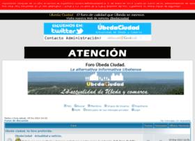 ubedaciudad.superforos.com