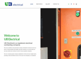 ubelectrical.co.za