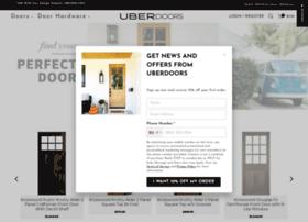 uberdoors.com