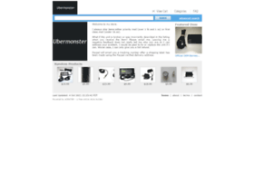 ubermonster.ecrater.com