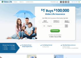 ubgq.globelifeinsurance.com
