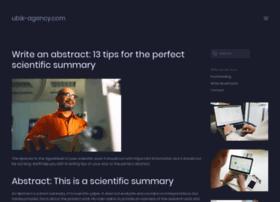 ubik-agency.com