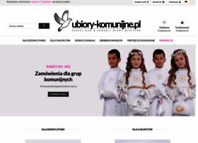 ubiory-komunijne.pl