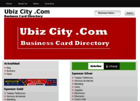 ubizcity.com