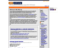 ubl.xml.org