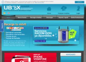 uboxserver.es