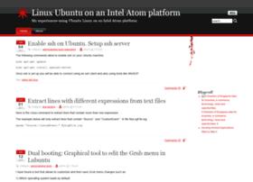ubuntuatom.blogopogo.com