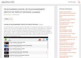 ubuntux.info