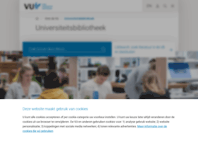 ubvu.vu.nl