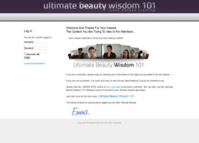ubw101.ultimatebeautywisdom.com
